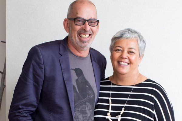 Malcolm and Melanie Rands
