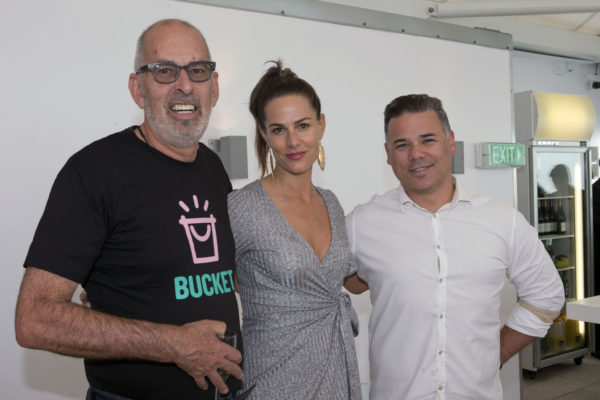 Ecostore founder and Fairground Foundation executive chair with journalist, meditation teacher, yogi, and the founder of social change initiative No Beers? Who Cares! Claire Robbie and Matt O'Sullivan from Open Communications